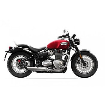 2018 Triumph Bonneville 1200 for sale 200619309