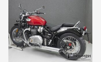 2018 Triumph Bonneville 1200 for sale 200692235