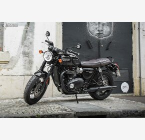 2018 Triumph Bonneville 1200 T120 for sale 200473278