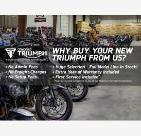 2018 Triumph Bonneville 1200 for sale 200677271