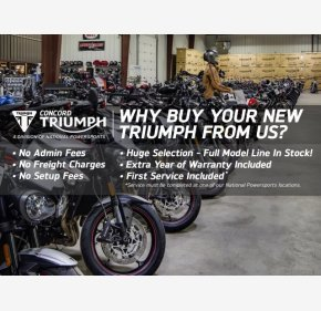 2018 Triumph Bonneville 1200 for sale 200685131