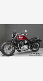 2018 Triumph Bonneville 1200 for sale 200688112