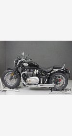 2018 Triumph Bonneville 1200 for sale 200688113