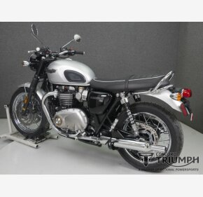 2018 Triumph Bonneville 1200 T120 for sale 200692239