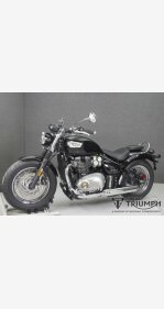2018 Triumph Bonneville 1200 for sale 200692240