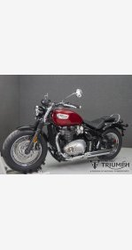 2018 Triumph Bonneville 1200 for sale 200692241