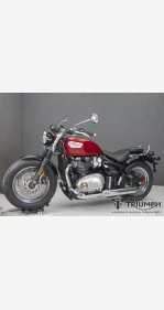 2018 Triumph Bonneville 1200 for sale 200692242