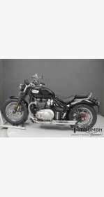 2018 Triumph Bonneville 1200 for sale 200692243