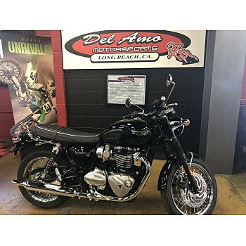 2018 Triumph Bonneville 1200 T120 for sale 200714186