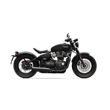 2018 Triumph Bonneville 1200 for sale 200882802