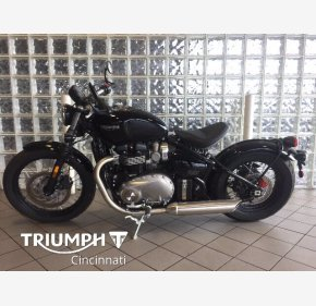 2018 Triumph Bonneville 1200 Bobber for sale 200908704
