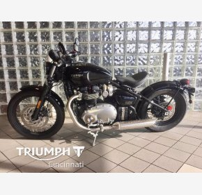 2018 Triumph Bonneville 1200 Bobber for sale 200908706