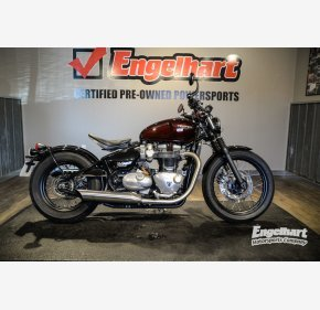 2018 Triumph Bonneville 1200 for sale 200963621