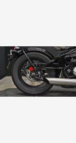 2018 Triumph Bonneville 1200 Bobber for sale 200980576