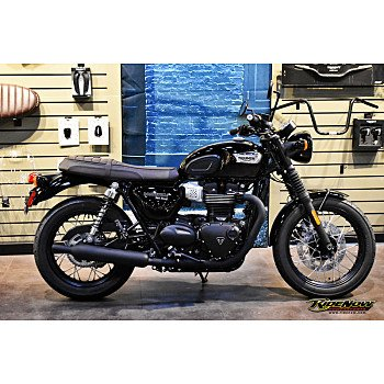 2018 Triumph Bonneville 900 T100 for sale 200569590