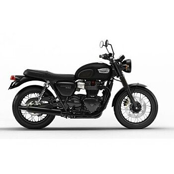2018 Triumph Bonneville 900 T100 for sale 200619498