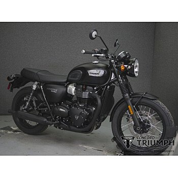 2018 Triumph Bonneville 900 T100 for sale 200627983