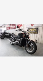 2018 Triumph Rocket III Roadster for sale 200810253