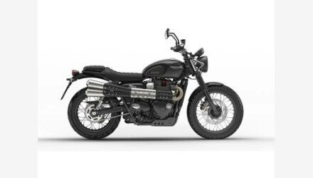 2018 Triumph Street Scrambler for sale 200577565