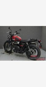 2018 Triumph Street Scrambler for sale 200579601