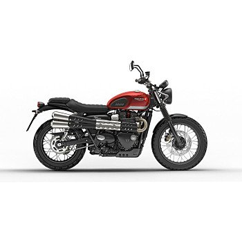 2018 Triumph Street Scrambler for sale 200760710