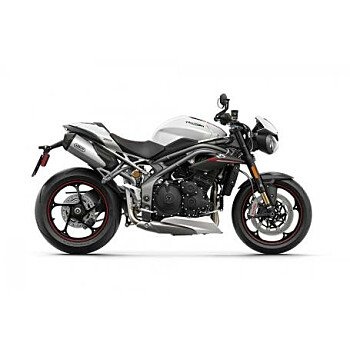 2018 Triumph Street Triple RS for sale 200591712