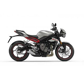 2018 Triumph Street Triple R for sale 200591716