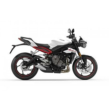 2018 Triumph Street Triple R for sale 200591720