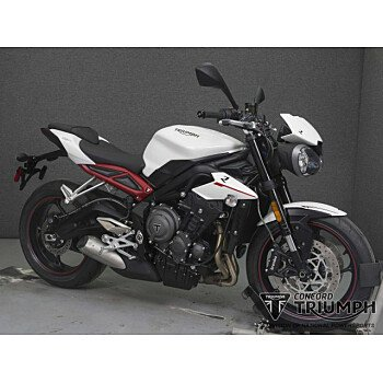 2018 Triumph Street Triple R for sale 200622935