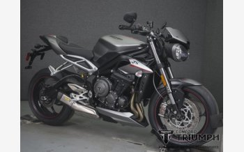 2018 Triumph Street Triple RS for sale 200641871