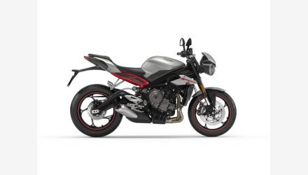 2018 Triumph Street Triple R for sale 200918008