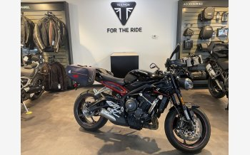 2018 Triumph Street Triple R for sale 200943402