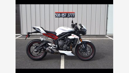 2018 Triumph Street Triple R for sale 201045586