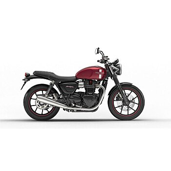 2018 Triumph Street Twin for sale 200760609