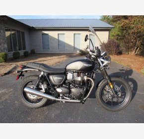 2018 Triumph Street Twin for sale 200994483