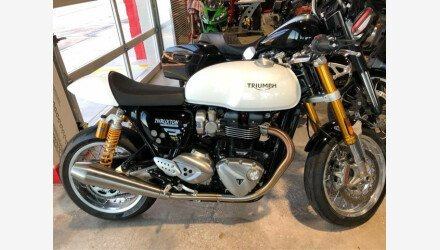 2018 Triumph Thruxton R for sale 200864411