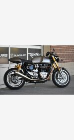 2018 Triumph Thruxton R for sale 200899052