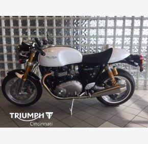 2018 Triumph Thruxton for sale 200908707