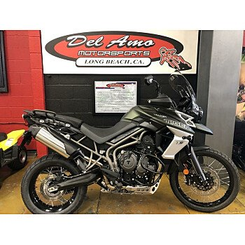 2018 Triumph Tiger 800 for sale 200714154