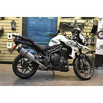 2018 Triumph Tiger Explorer XRX for sale 200569730