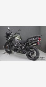 2018 Triumph Tiger Explorer XCX for sale 200700890