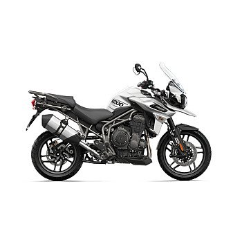 2018 Triumph Tiger Explorer XR for sale 200761878