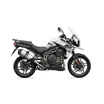 2018 Triumph Tiger Explorer XR for sale 200766127