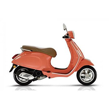 2018 Vespa Primavera 150 for sale 200473276