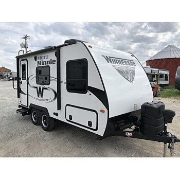 2018 Winnebago Micro Minnie for sale 300196323