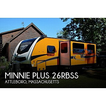2018 Winnebago Minnie for sale 300252112
