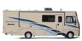 2018 Winnebago Sunstar 31BE specifications