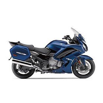 2018 Yamaha FJR1300 for sale 200504511