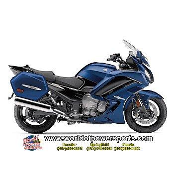 2018 Yamaha FJR1300 for sale 200637042