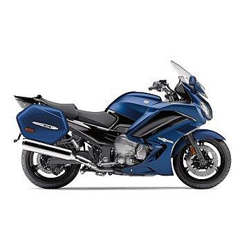 2018 Yamaha FJR1300 for sale 200704809